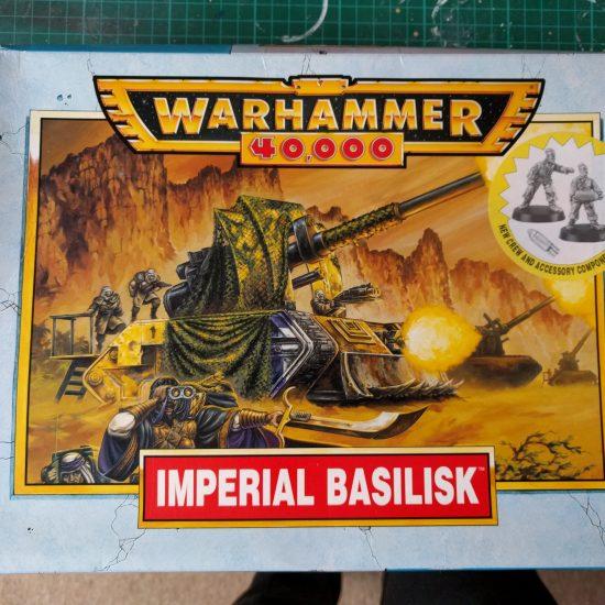 Imperial Basilisk