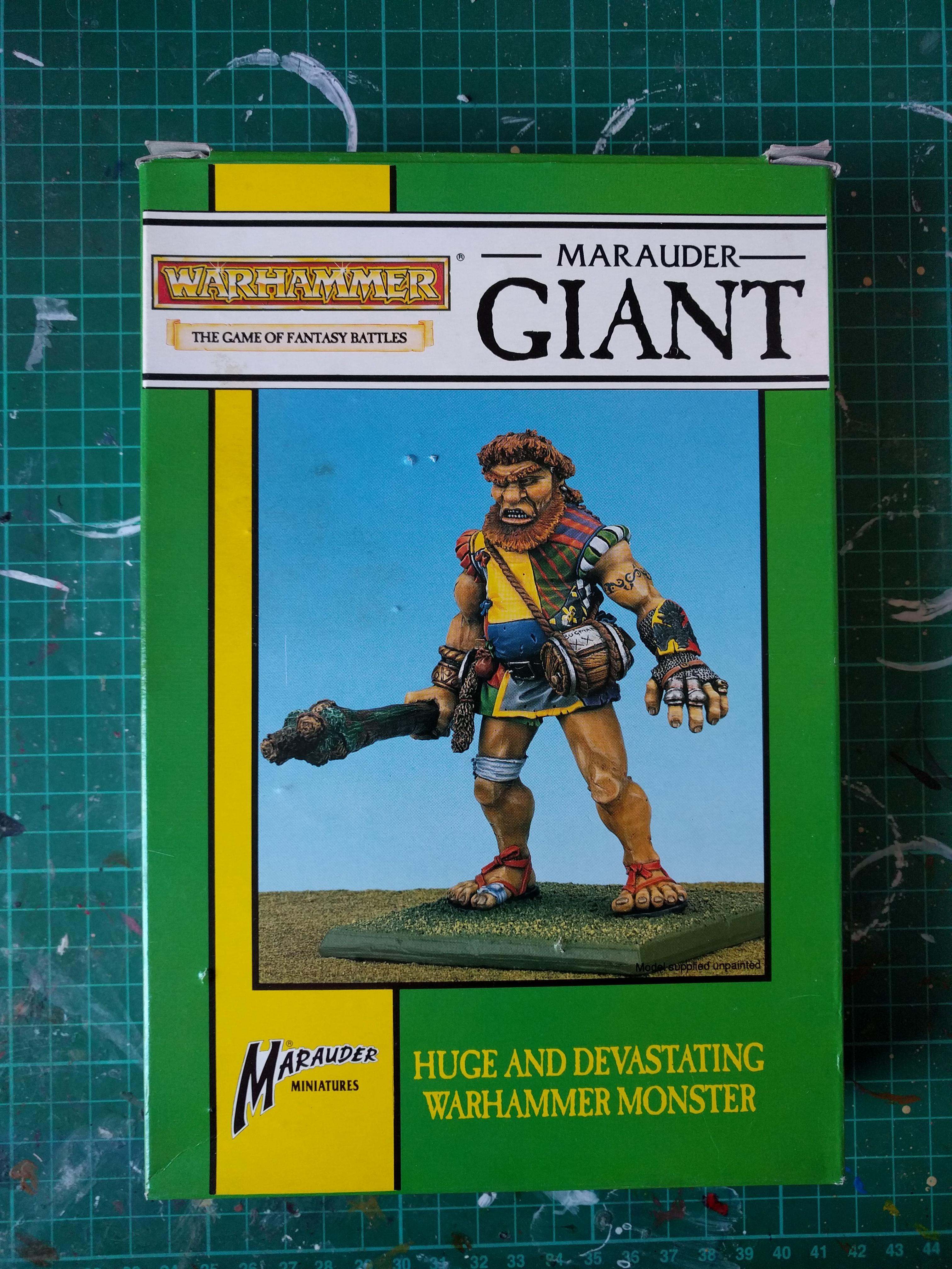 Marauder Giant