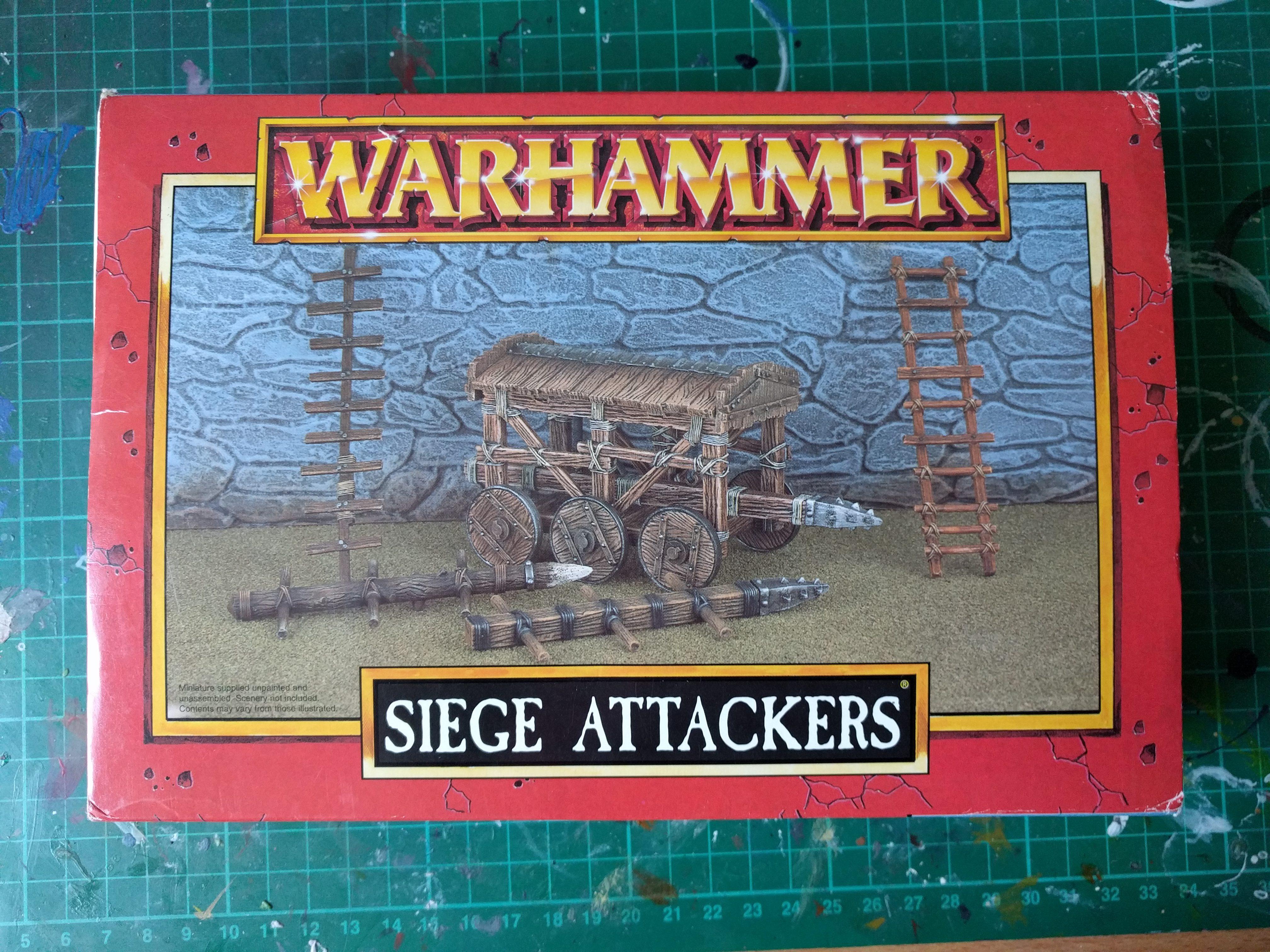 Warhammer Fantasy – Siege Attackers