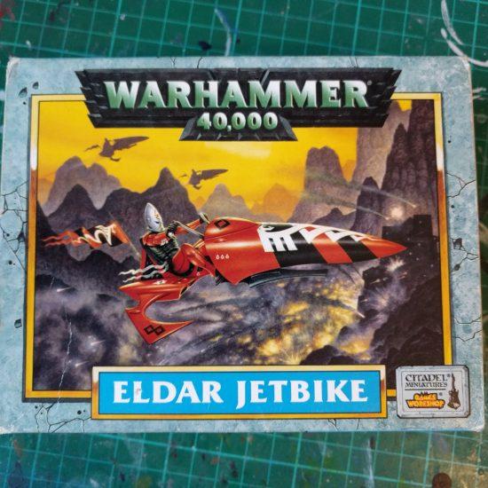 Eldar Jetbike