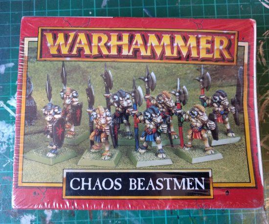 Chaos Beastmen 3rd Edition