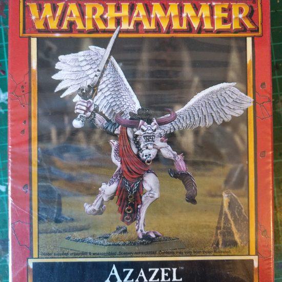 Azazel Daemon Prince of Damnation 3rd Edition