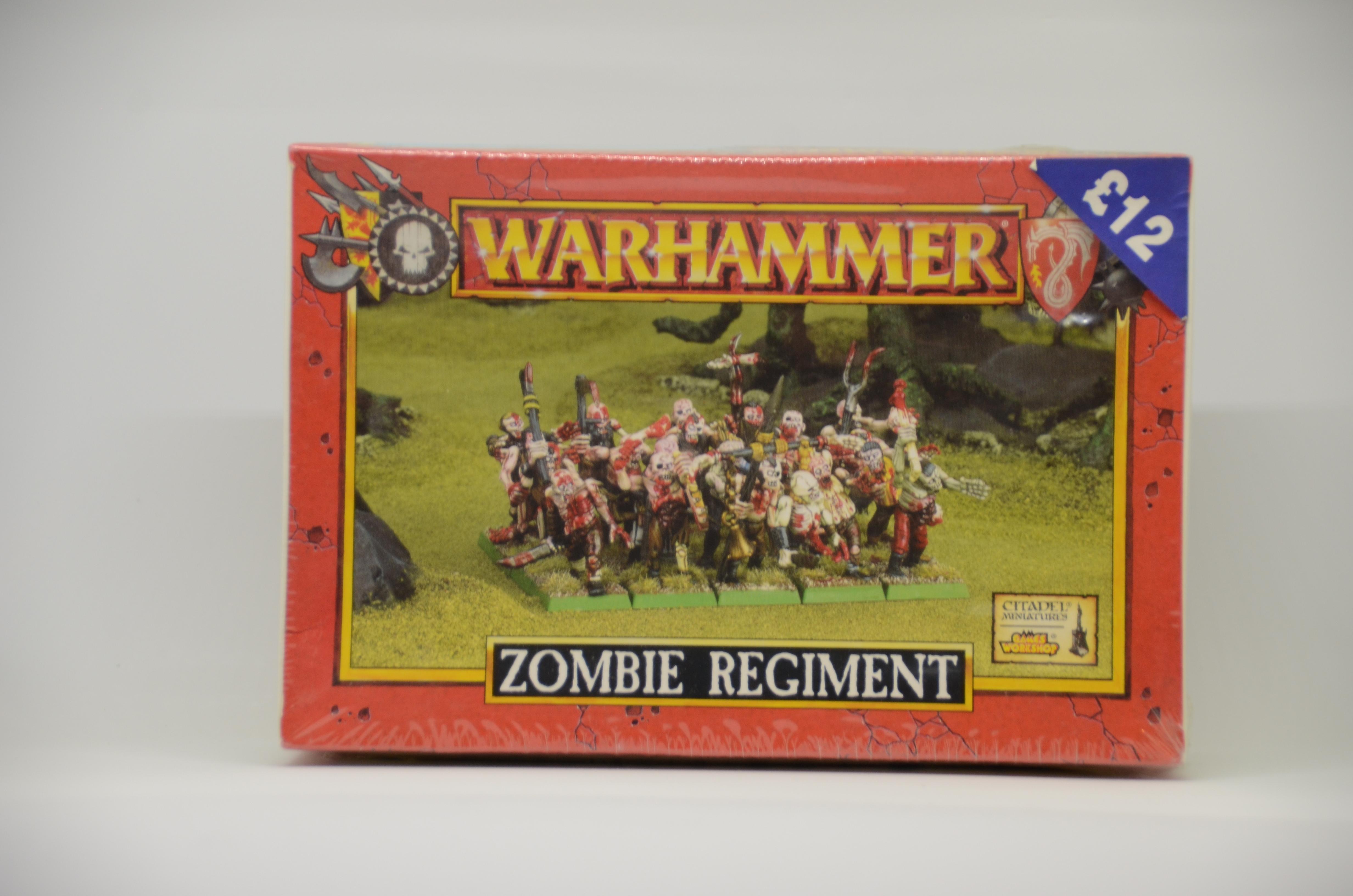 Zombie Regiment