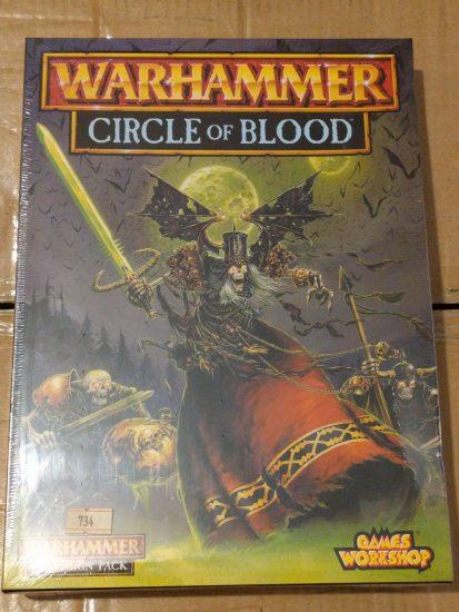 Warhammer Circle of Blood