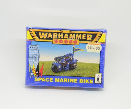 Space Marine Bike