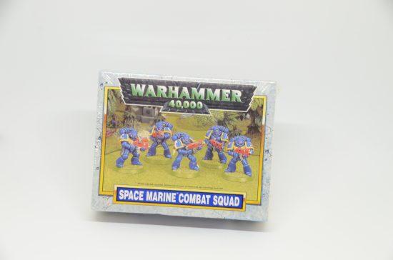 Space Marine Combat Squad 3rd Edition