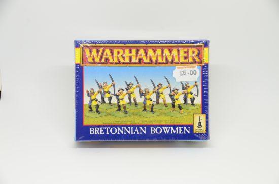Bretonnian Bowmen 2nd Edition