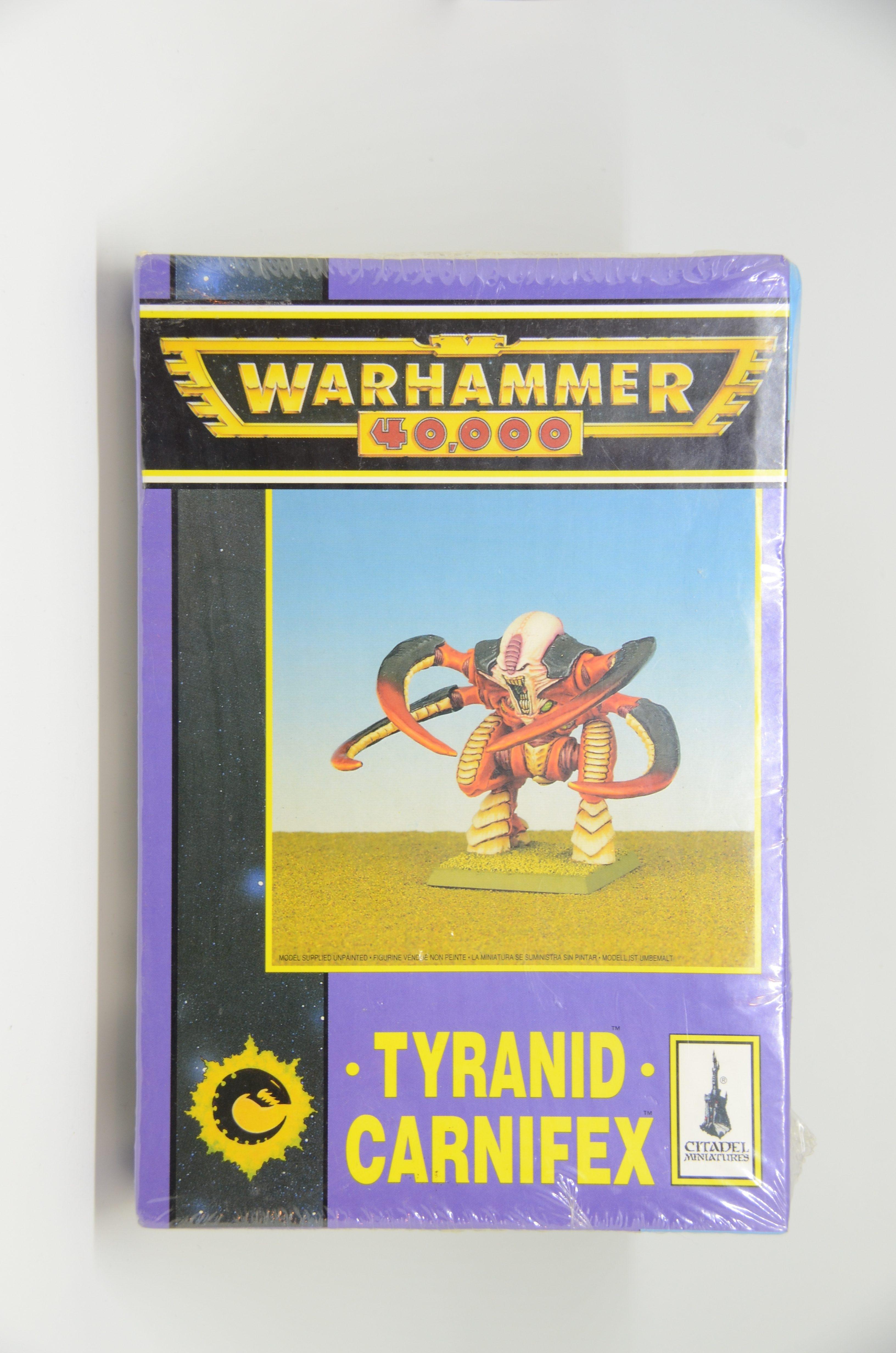 Tyranid Carnifex