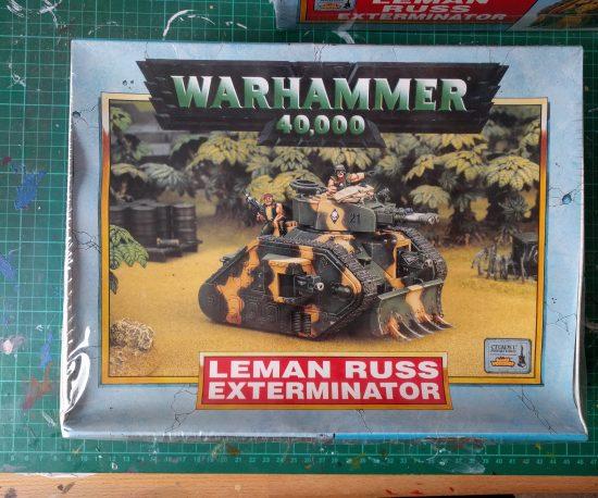Imperial Guard - Leman Russ Exterminator