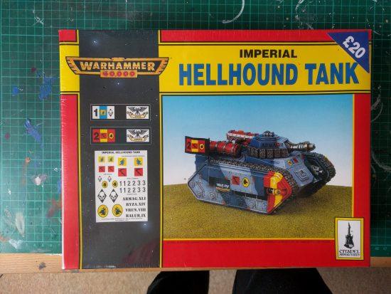 Imperial Hellhound Tank