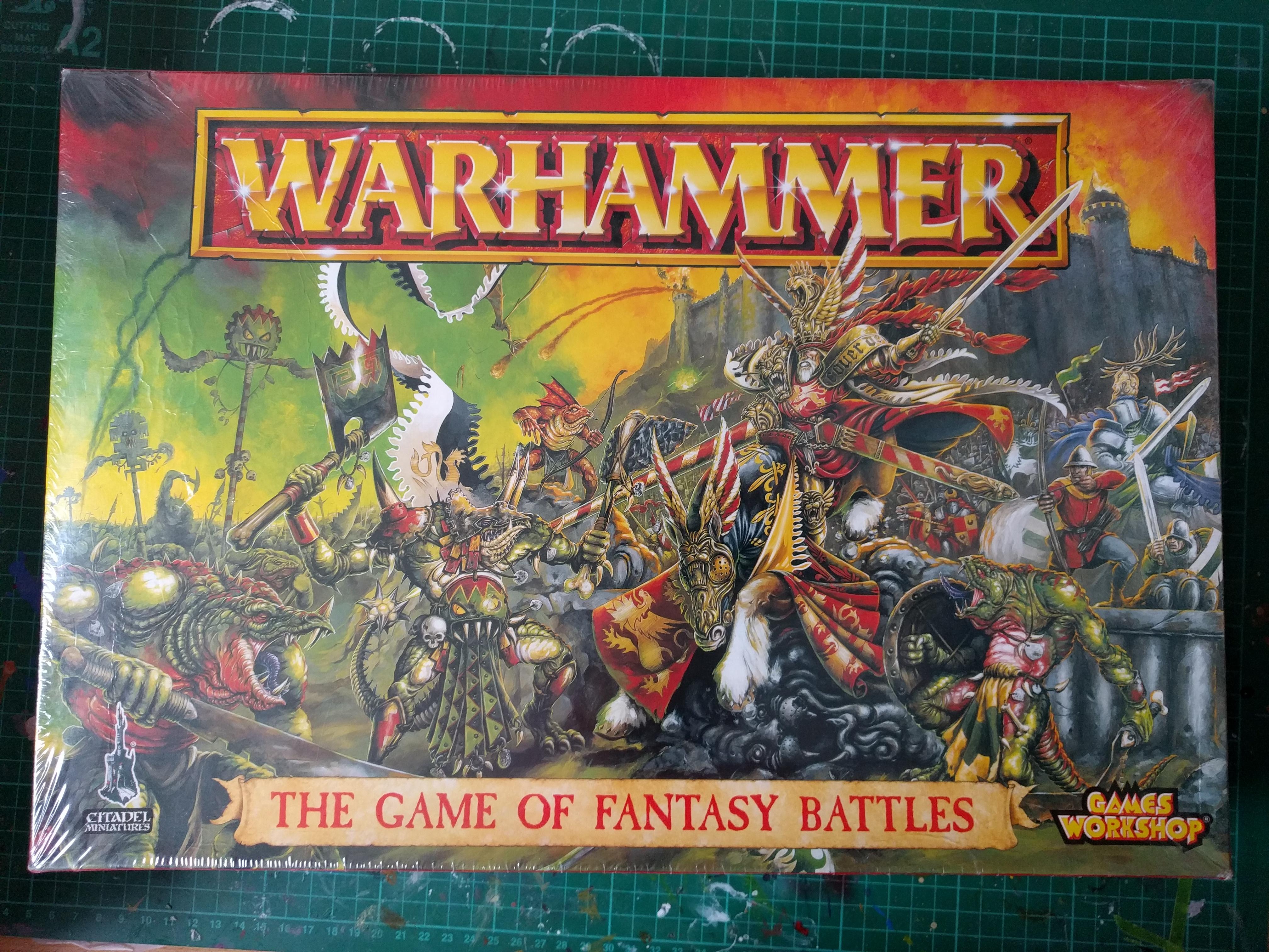 Warhammer – 5th Edition Starter Set