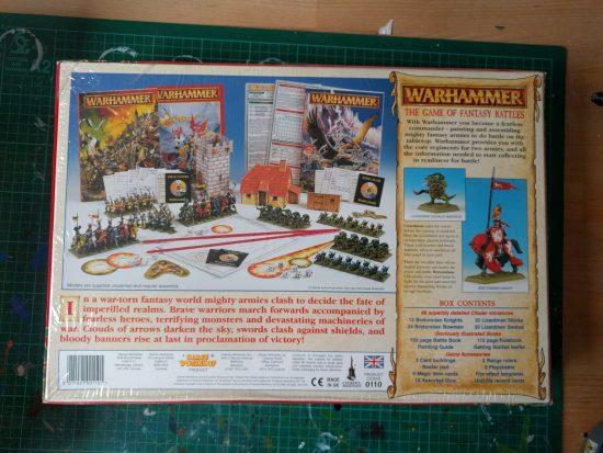 Warhammer - 5th Edition Starter Set