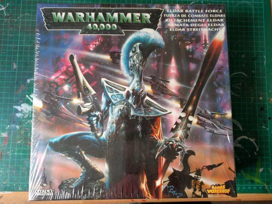 Eldar Battle Force 1999