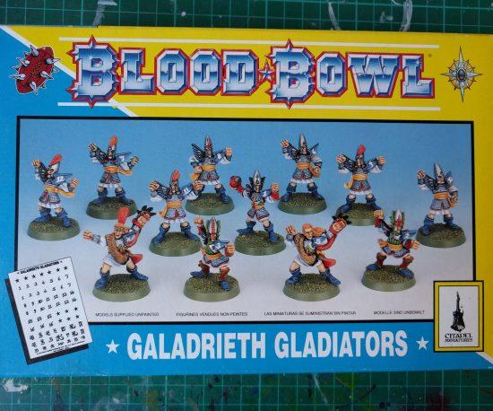 Blood Bowl Galadrieth Gladiators