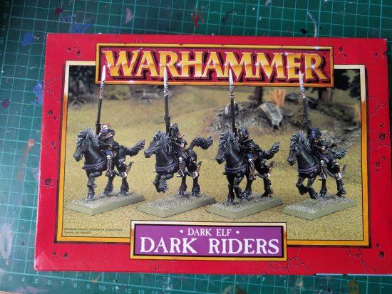 Dark Elf Dark Riders