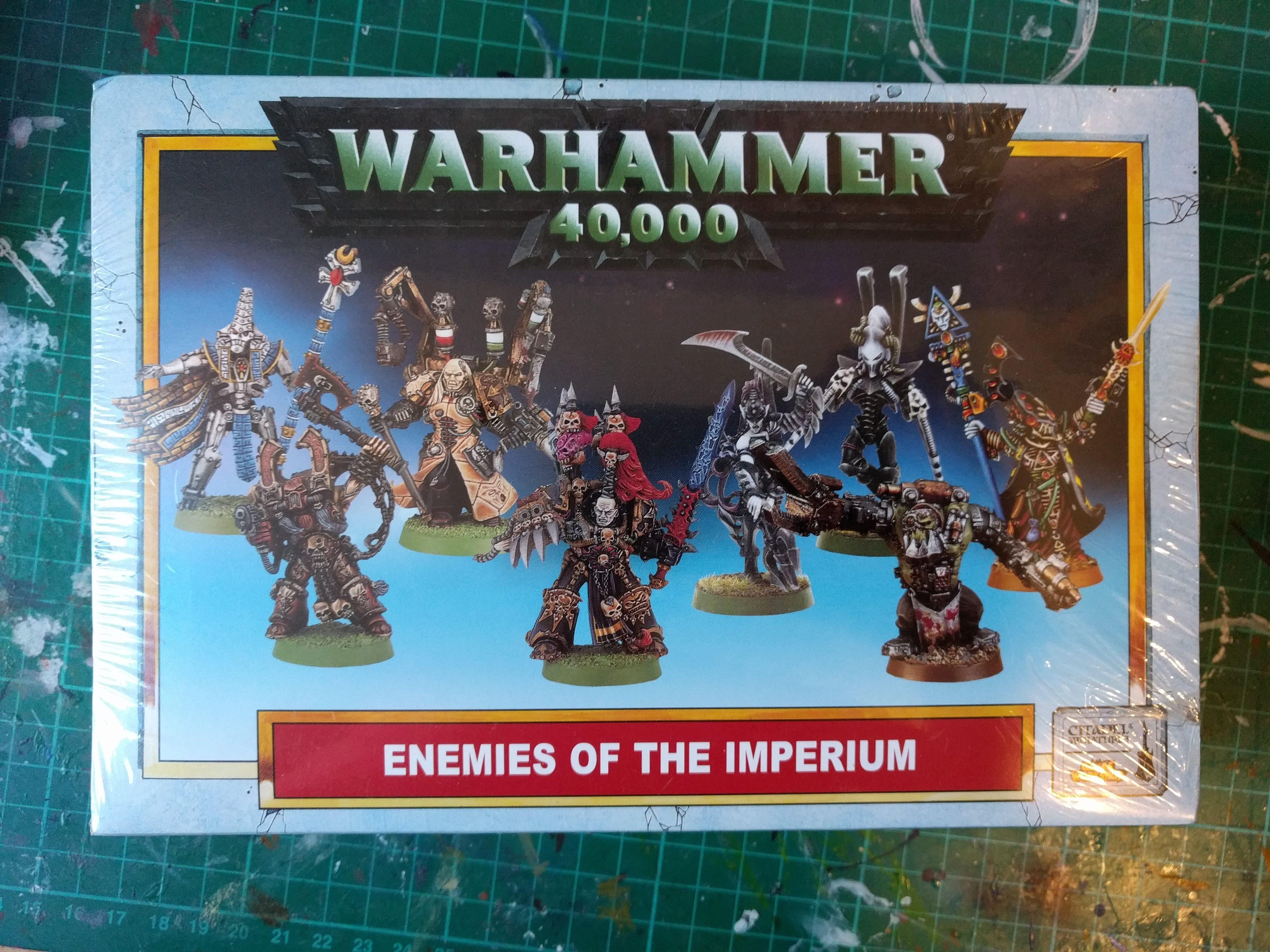 Enemies of the Imperium