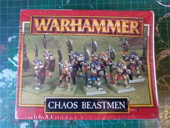 Chaos Beastmen